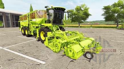 HOLMER Terra Dos T4-40 multicolor para Farming Simulator 2017