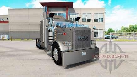 Peterbilt 389 v2.0.8 para American Truck Simulator
