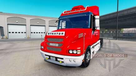 Iveco Strator v3.0 para American Truck Simulator
