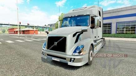 Volvo VNL 780 v1.2 para Euro Truck Simulator 2