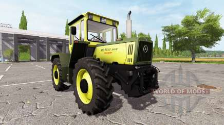 Mercedes-Benz Trac 1800 Intercooler v2.0 para Farming Simulator 2017