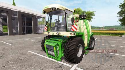 Krone BiG X 850 para Farming Simulator 2017