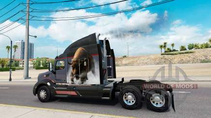 El humo de escape v2.5 para American Truck Simulator