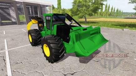 Derrape de la grapa para Farming Simulator 2017