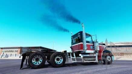 El humo de escape v2.6 para American Truck Simulator