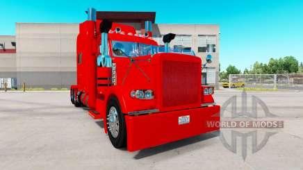 Peterbilt 389 v2.0.7 para American Truck Simulator
