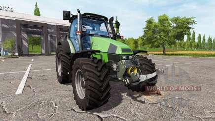 Deutz-Fahr Agrotron 120 Mk3 para Farming Simulator 2017