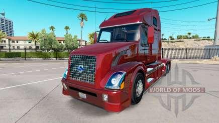 Volvo VNL 670 v1.5 para American Truck Simulator
