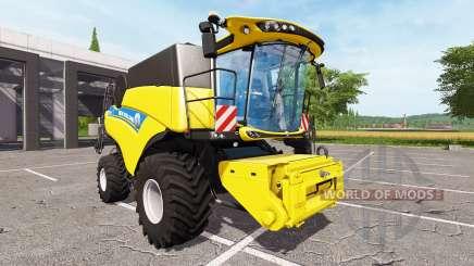 New Holland CR6.90 v1.1 para Farming Simulator 2017