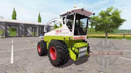 CLAAS Jaguar 685 para Farming Simulator 2017