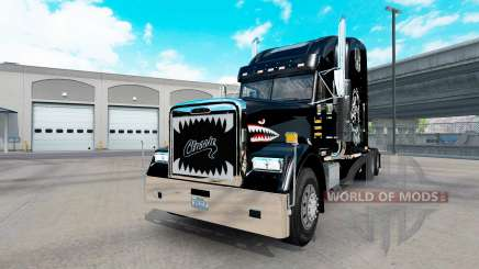 Freightliner Classic XL custom para American Truck Simulator