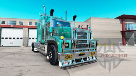 Mack Titan Super Liner v1.3 para American Truck Simulator