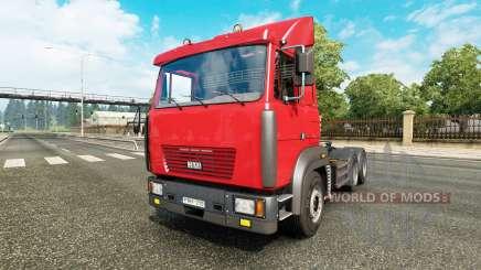 MAZ-6422М para Euro Truck Simulator 2