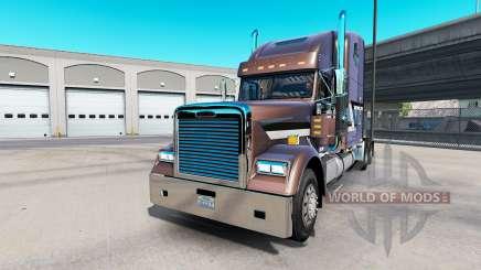 Freightliner Classic XL v1.4.1 para American Truck Simulator