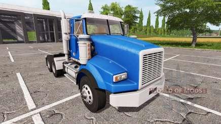 Lizard SX 210 Twinstar 6x4-4 edit para Farming Simulator 2017