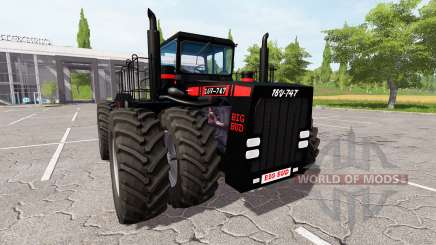 Big Bud-747 black para Farming Simulator 2017