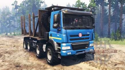Tatra Phoenix T 158 8x8 para Spin Tires