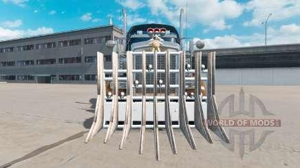 Mad Max parachoques para Kenworth W900 para American Truck Simulator