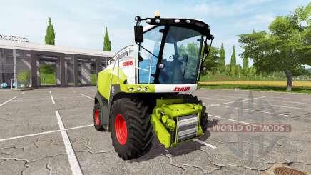 CLAAS Jaguar 850 para Farming Simulator 2017