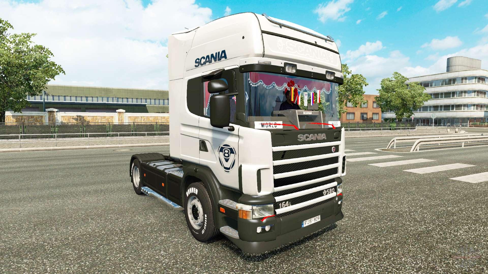 Scania Truck Simulator