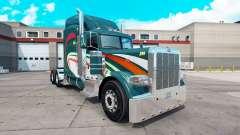 Hoffman v2 de la piel para el camión Peterbilt 3