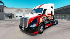 La piel de Recogida de camiones en Kenworth T680