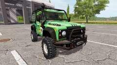 Land Rover Defender 90 Dakar v2.0