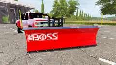 Chevrolet Silverado 3500 HD 2016 plow