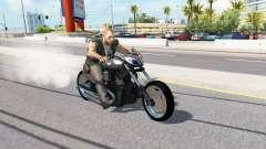Harley-Davidson para el tráfico