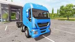Iveco Stralis 400 E6 Hi-Way 8x8