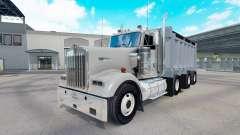 Kenworth W900 dump