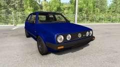 Volkswagen Golf Mk2 GTI 1987 update
