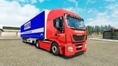 La piel Regestas para Iveco camión