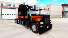 Ardiente piel para el camión Peterbilt 389