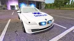 BMW 520d Touring (F11) SMUR