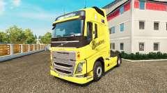 Bundaberg de la piel para camiones Volvo