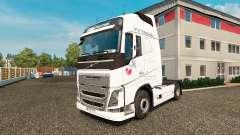 VV Trans de la piel para camiones Volvo