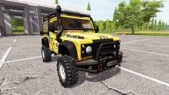Land Rover Defender 90 Dakar