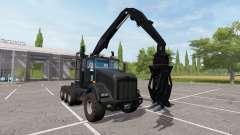 Kenworth T800 self loader