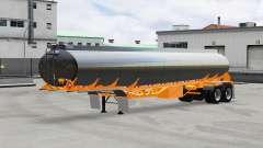 Combustible semi-remolque Polar