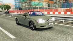 Audi TT Roadster (8N) para el tráfico