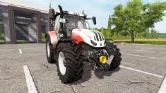 Steyr Multi 4125 Profi CVT ecotec