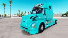 La piel TUM en los camiones Volvo VNL 670