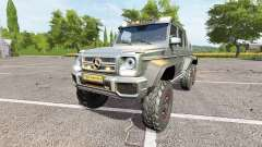 Mercedes-Benz G65 AMG 6x6 seed