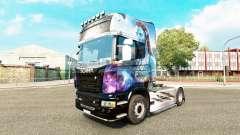 Avatar la piel para Scania camión