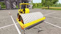 Vibratorio del suelo compactador de v1.2