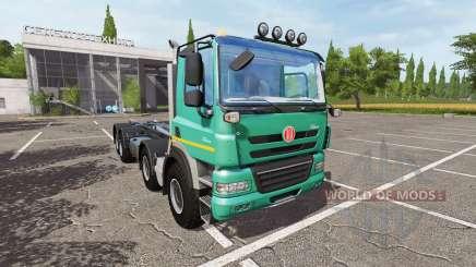 Tatra Phoenix T158 8x8 container para Farming Simulator 2017