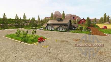 Space Valley para Farming Simulator 2017