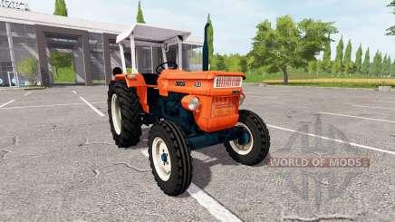 Fiat 420 para Farming Simulator 2017