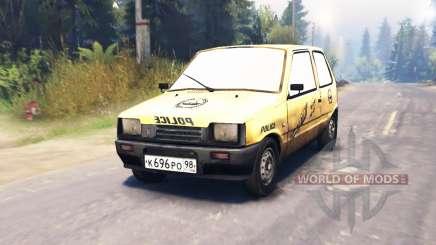 VAZ-1111 Oka Ocasión para Spin Tires
